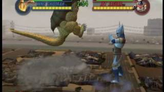 Godzilla: Save the Earth - Survival Mode - King Ghidorah (Part 1)