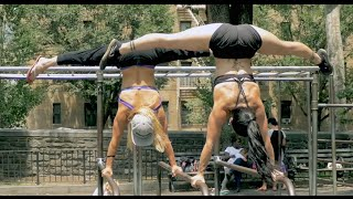 Female Calisthenics - 4k Motivation