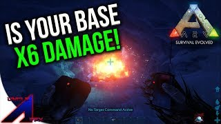 How to test if your in a x6 damage location!   ARK: Survival Evolved