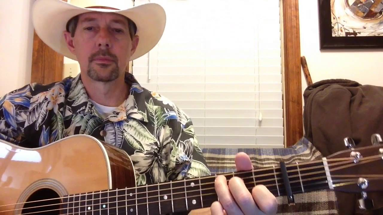 How To Play Redeemed Big Daddy Weave In C Youtube