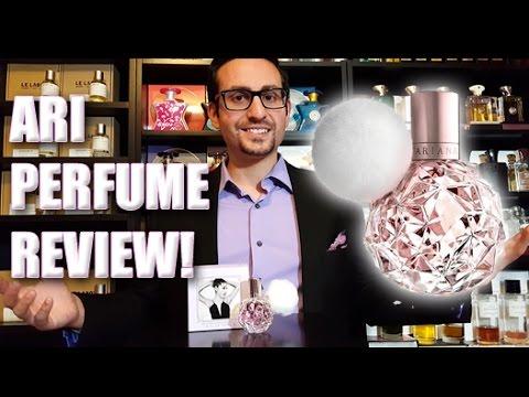 Ari by Ariana Grande Fragrance / Perfume Review