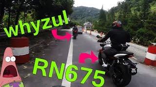 Ride jumpa RN675 & whyzul  :D
