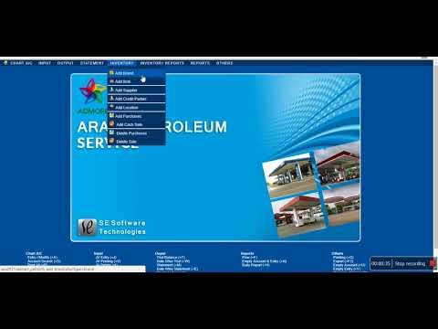 Add Brands in Filling Station Software - SE Soft Help 2
