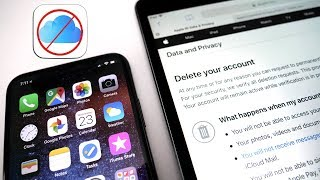 How To Delete All Apple iCloud Data