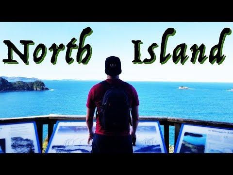 NEW ZEALAND in 4K   North Island