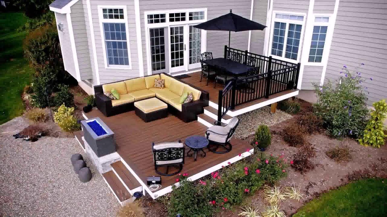 patio deck combo ideas see description see description