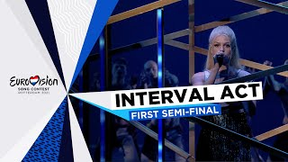 Davina Michelle - The Power Of Water - Interval Act - Eurovision 2021