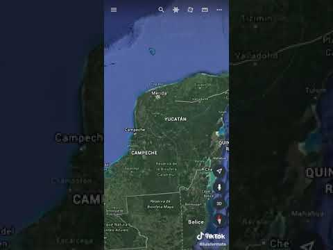 Tiktok: lugares raros en Google Maps