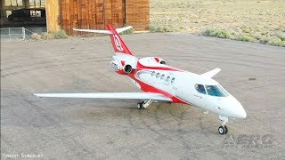 Aero-TV: SyberJet Lives! - SyberJet's SJ30 Program Gets Innovative Updates