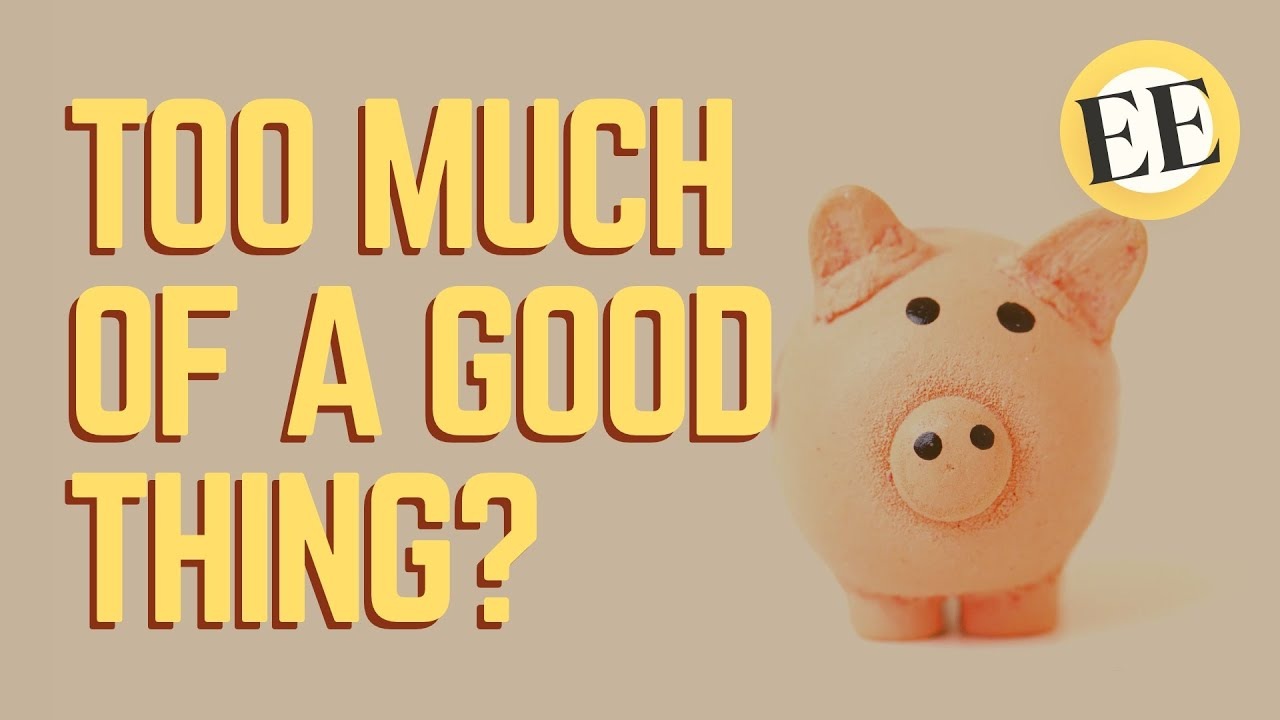 Can Saving Too Much Money Cause a Recession?