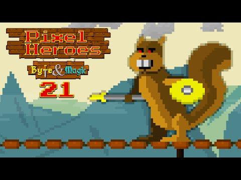 PIXEL HEROES: BYTE & MAGIC [S01E21] - Ratatöskr Nom Nom Nom ★ Let's RPG Pixel Heroes