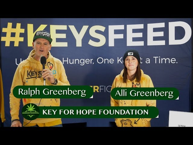 Key For Hope Interview at the Harvest Cup - MassCanRev