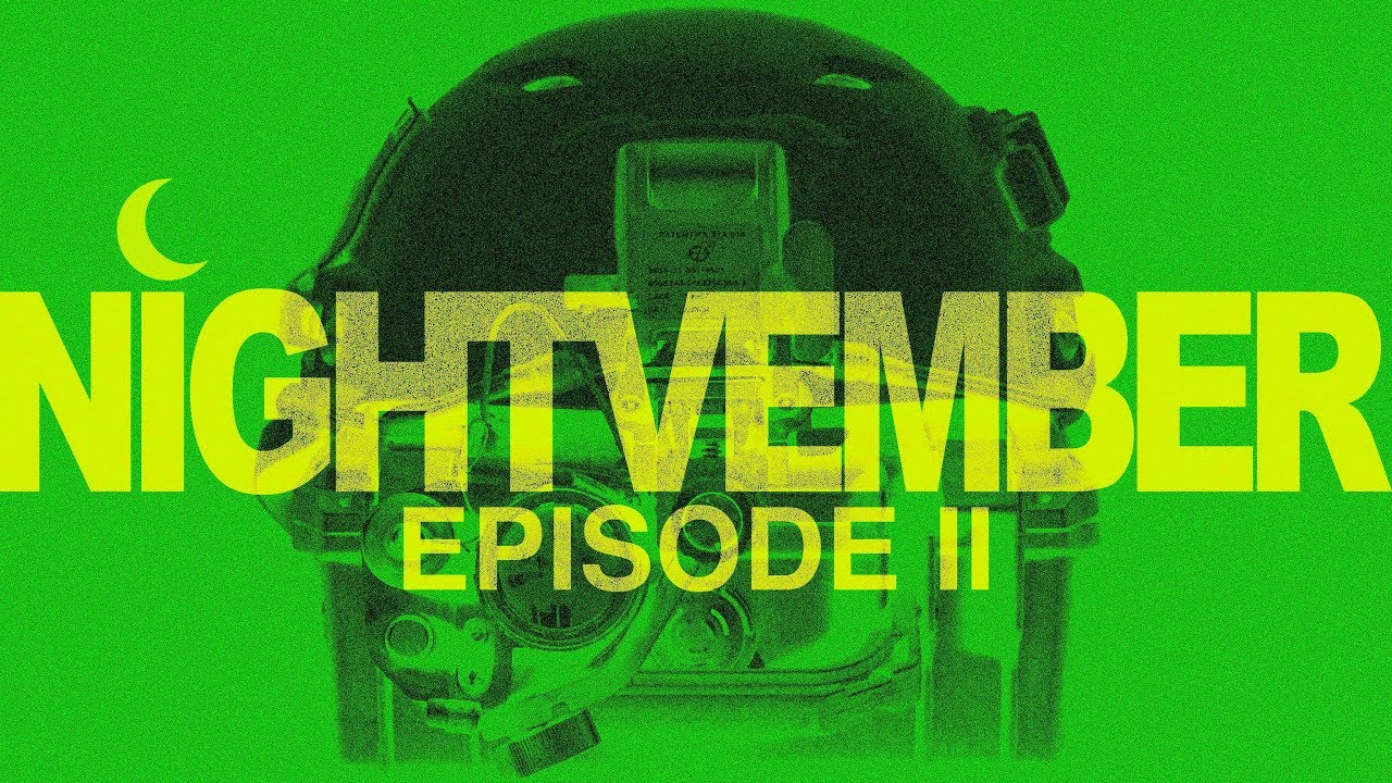 Nightvember Ep2 NVG Helmet Setup Dominant Vs Non Eye BAC Bindon Aiming Concept