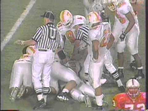 1997 # 3 Tennessee vs # 2 Nebraska