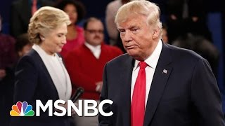 Donald Trump 'Needs A Miracle' At Final Presidential Debate | MSNBC