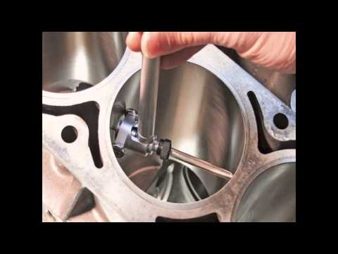 Small Engine Cylinder, Crankshaft, & Piston Service