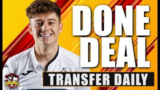 DONE DEAL! Manchester United sign Daniel James | Transfer Daily
