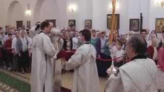 Освящение Троицкого собора Свято-Иверского женского монастыря(, 2016-07-10T13:23:01.000Z)