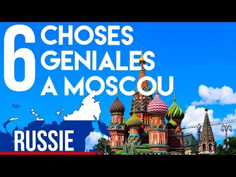 6 CHOSES GENIALES POUR VISITER MOSCOU ! (#9)