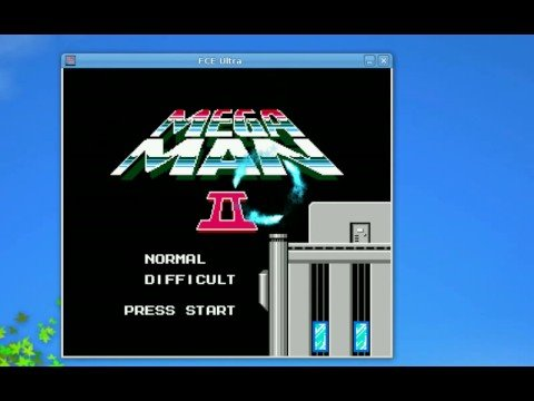Play Nintendo Games – GFCE Ultra NES – Ubuntu Linux 8.04