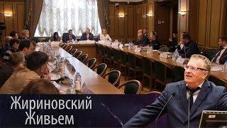 Владимир Жириновский: Каждый день должны быть ярмарки!