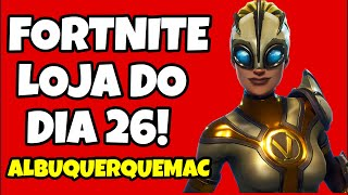 FORTNITE TODAY'S ITEMS STORE 26/02 NEW FORTNITE SHOP UPDATED AUJOURD'HUI 26. NOUVELLE PEAU DANS LE MAGASIN?
