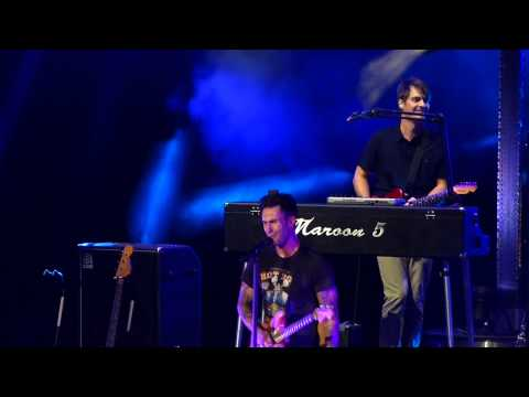 Maroon 5: Sunday Morning - Molson Canadian Amphitheatre, Toronto, Aug 29, 2013