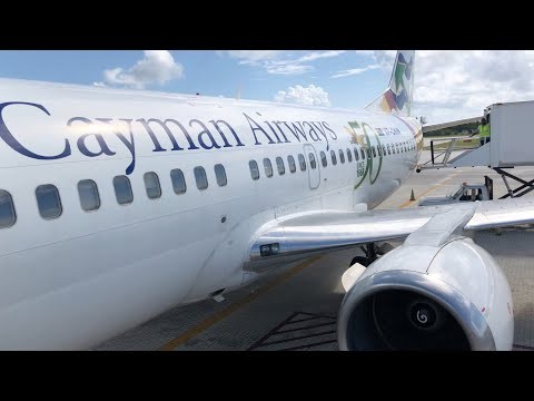 NEW YORK JFK TO GRAND CAYMAN ISLAND | CAYMAN AIRWAYS | B737 | TRIP REPORT