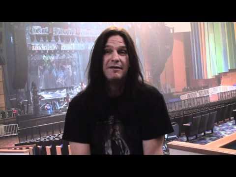 Megadeth Drummer Shawn Drover and Gibraltar Hardware
