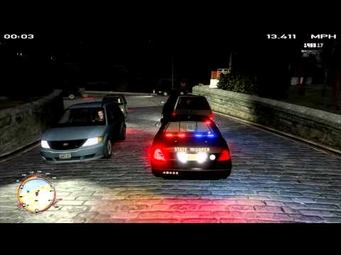 GTA IV Multiplayer Kyle and Nate MN State Troopers