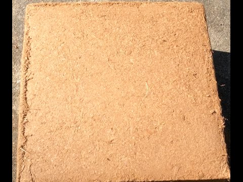 COIR - Coconut fiber (OAG 2015)