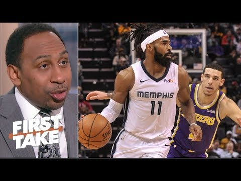 The Lakers should pursue Mike Conley, not Marc Gasol – Stephen A. | First Take
