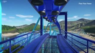 Planet Coaster: Paradise Coaster