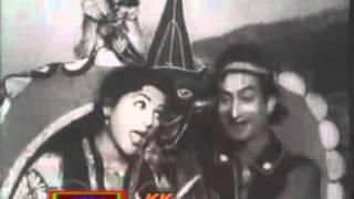 Tu Rani Mein Tera Raja AKHERI NISHAN 1958 KK