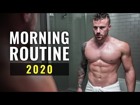 My EPIC Morning Routine For 2020