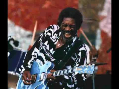 Rock me baby - Luther Allison