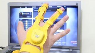 Giyilebilir Mouse Flying Fingers ile CS: GO Oynadık