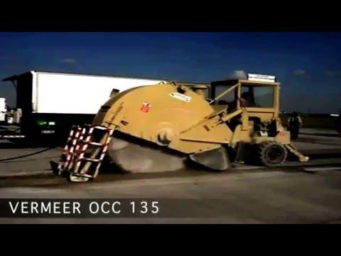 Used Equipment For Sale Vermeer OCC135