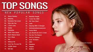 Top Bài Hát Âu Mỹ Hay | Best Popular Songs