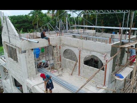 VILLA FELIZ - EPISODE 137: INSPIRING (House Building in the Philippines)