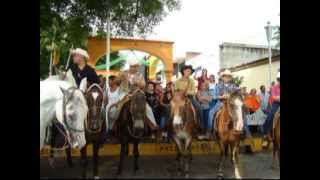 15 DE AGOSTO 2013, DIA DE LAS PASEADORAS, LA HUERTA JALISCO