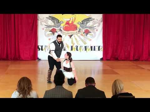 Summer Hummer 18 - Rising Star - Simon Girard & Isabelle Roy - 3rd Place