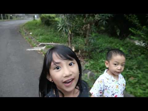 Daily Vlog #2 : Holiday In Bandung Family Vlogs  Indonesia