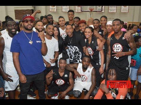 LudaDay Weekend Celebrity Basketball Game 2017 - Photo Gallery