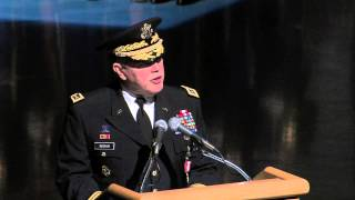 LTG William E  Ingram, Jr. 19th Director, Army National Guard  retirement ceremony