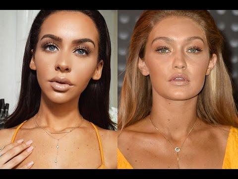 LOOK FOR LESS: Gigi Hadid VMAS Makeup