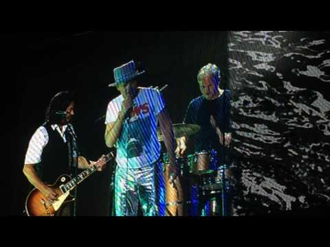 Ocean Next - The Tragically Hip - Rexall Place, Edmonton, AB, July 28, 2016