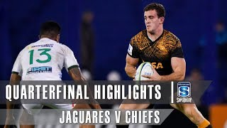 QUARTERFINAL HIGHLIGHTS: Jaguares v Chiefs – 2019