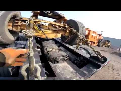 Heavy Haul TV: Episode #561 -- A Local Move (loader + Booster)