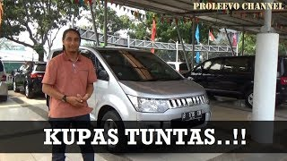 Mobil Bekas LEGA & NYAMAN, Mitsubishi DELICA 2014